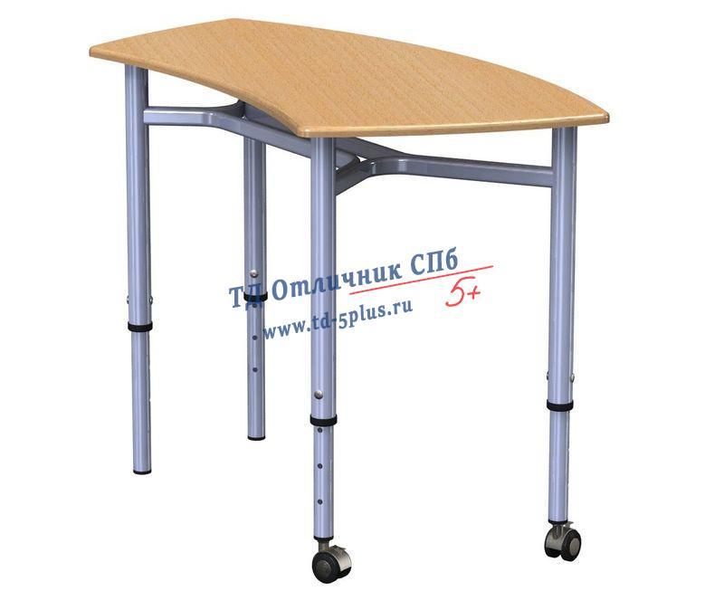 Стол ученический трансформер 5
